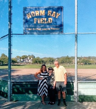 Norm Ray Field