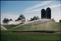 golf course irrigation