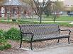 Town Green Commemorative Bench