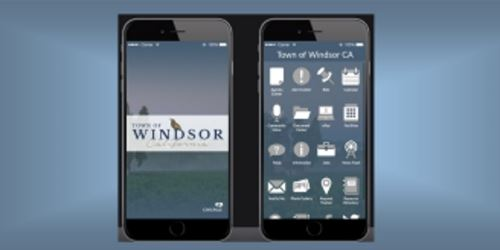 Town of Windsor Mobile App