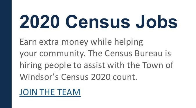 Census Recruiting for ToW