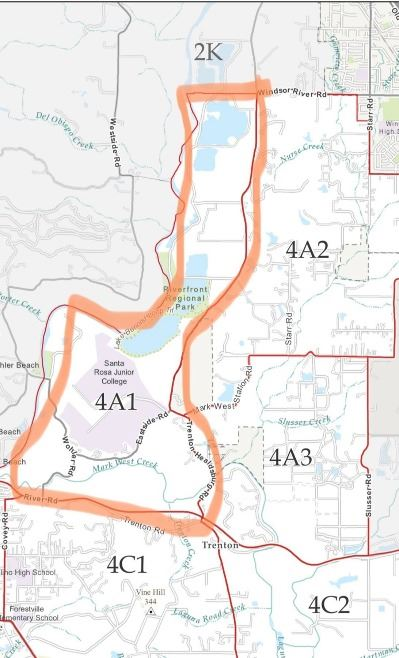 8-19 Wallbridge Zone 4A1 Map