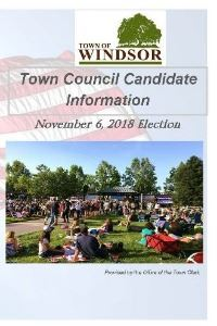 Town Council Candidate Information Guide