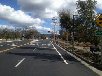 Shiloh Road Improvement Project Completed