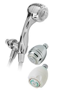picture of high efficiency showerheads